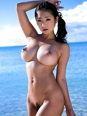 Hot asian sexy girls with nice big tits